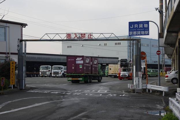 Photos: s2259_京都貨物駅_京都府京都市下京区_JR貨物
