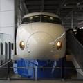 s2873_京都鉄道博物館_新幹線電車22-1前面