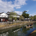 s3565_倉敷美観地区倉敷川の観光船