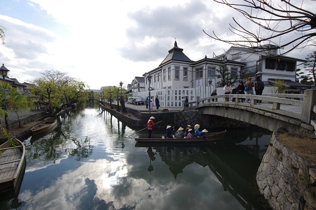 s3588_倉敷美観地区倉敷川の観光船