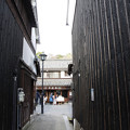 s3649_倉敷美観地区_焼杉黒壁