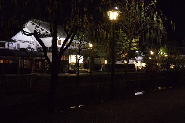 Photos: s3790_倉敷美観地区倉敷川_夜
