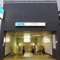 s4279_西早稲田駅3番地下入口_東京都新宿区_東京メトロ