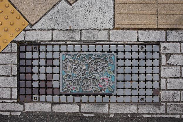 Photos: s7889_富士市マンホール_側溝蓋