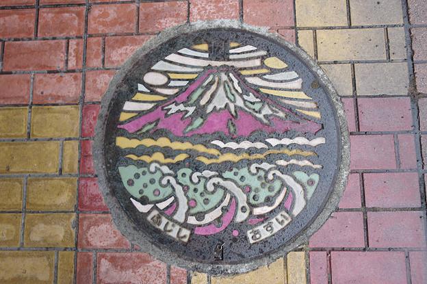 s7947_富士市マンホール_おすい_凹部カラー5色