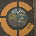Photos: s7985_静岡市マンホール_消火栓_家康公が愛したまち静岡市_カラー