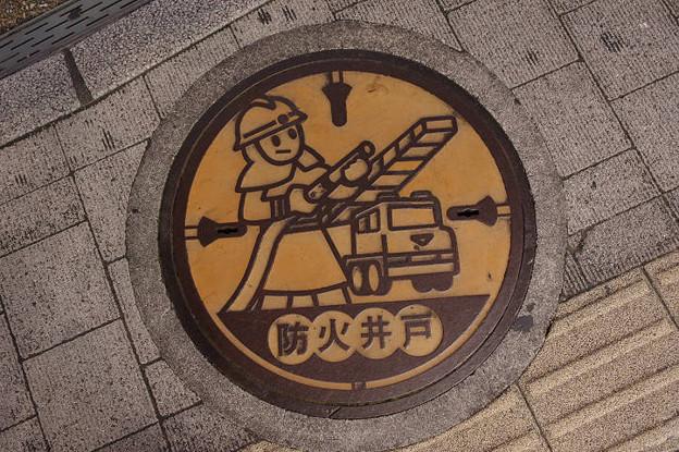s8047_静岡市マンホール_防火井戸
