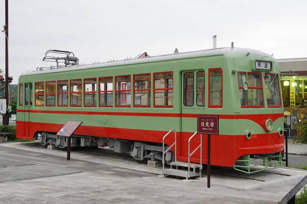 Photos: s6279_東武100形電車静態展示_東武日光駅前_ct