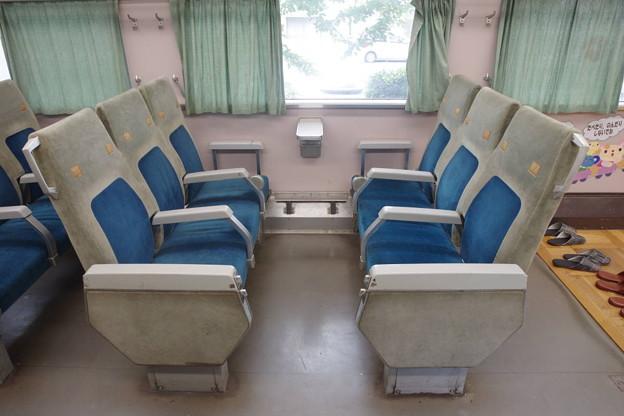 s7920_新幹線21-59静態展示_車内座席
