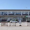 Photos: s8547_坂町駅_新潟県村上市_JR東_rt