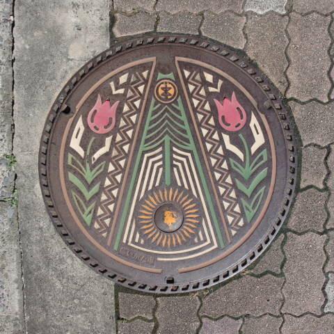 s8404_新潟市マンホール_チューリップ柄_カラー_t