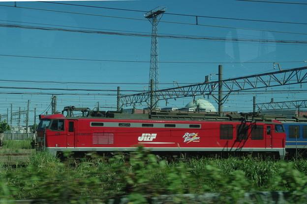 Photos: s8416_白新線車窓_東新潟~大形間_EF510-21_rt
