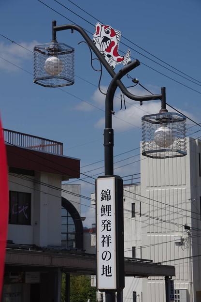 Photos: s8165_小千谷市街灯