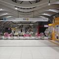 s8933_東京メトロ渋谷駅スクランブルスクエア方面改札_改札外
