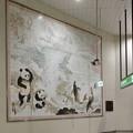 s8697_上野四季繁栄図_JR上野駅新幹線コンコース_c