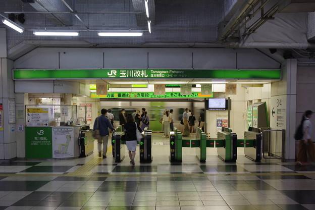 Photos: s8869_JR渋谷駅玉川改札_改札外_t