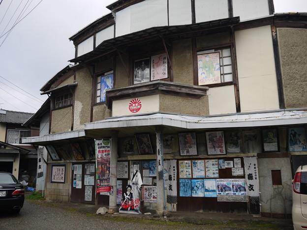 旧い映画館。