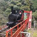 Photos: 鉱山鉄道のレプリカ?