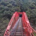 Photos: 鉄橋は当時ものだそうです。