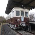 Photos: 旧い琴電の車両。