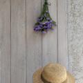 写真: お花を摘みに