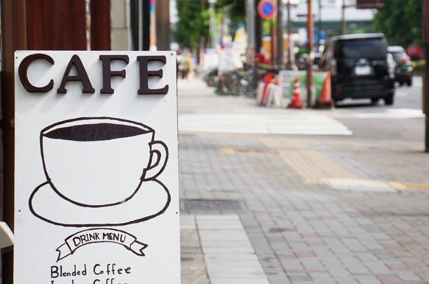 写真: CAFE