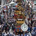 Photos: 祭りの町