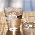Photos: グラスの水