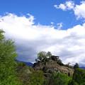 Photos: 山城へ