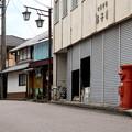 Photos: 信楽の町