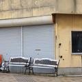 Photos: 街角ベンチ