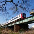 Photos: 鉄橋と電車