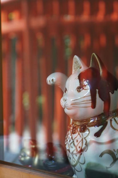 瀬戸の招き猫