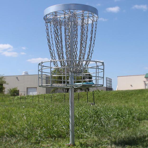 Growthesport Permanent Disc Golf Basket