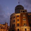 神戸税関の夜景
