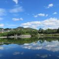 Photos: 青空と俺の甲山