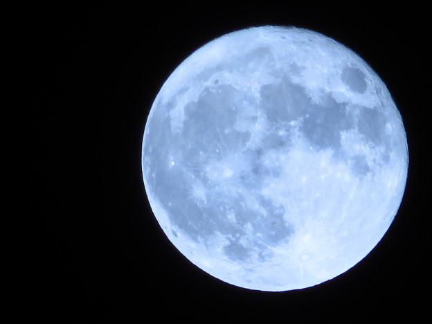 10月2日の満月