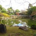 Photos: 拾翠亭  高倉橋と九条池
