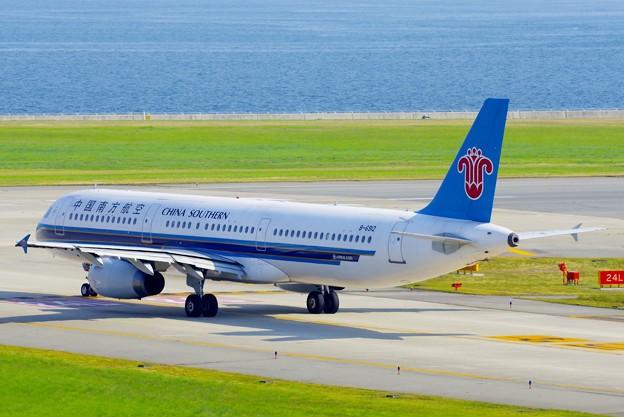 CHINA SOUTHERN B-6912