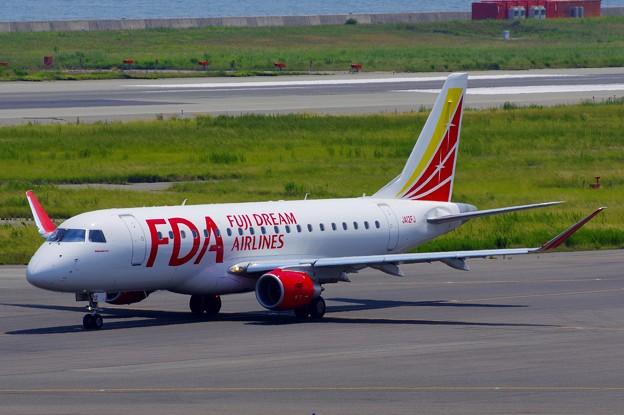 Fuji Dream Airlines JA12FJ