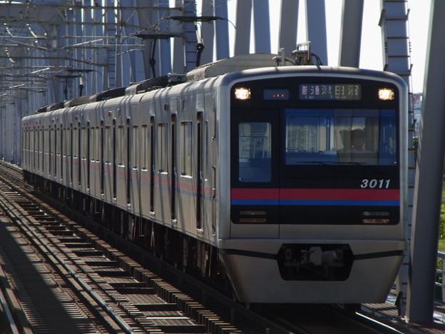 京成本線 普通津田沼行 RIMG3606