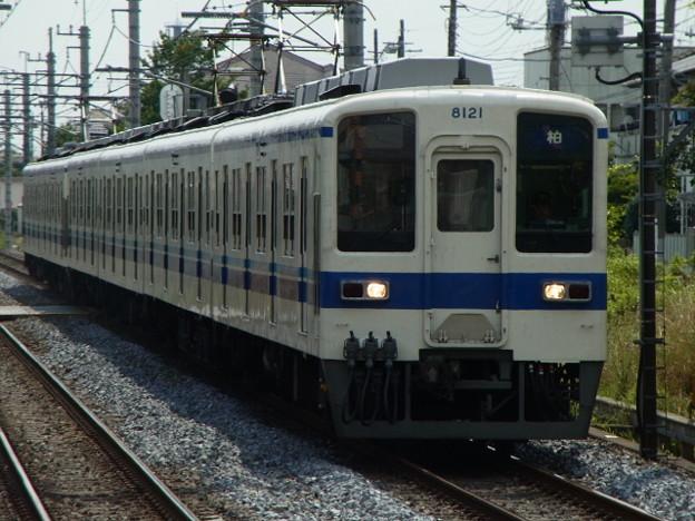 東武野田線 普通柏行 RIMG3720