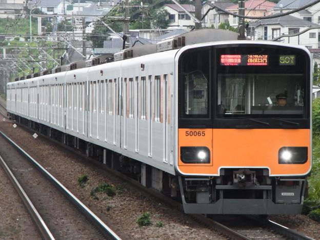 東急田園都市線 急行清澄白河行 RIMG3761