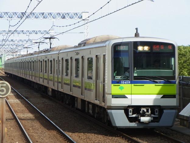 都営新宿線 普通笹塚行 RIMG3823
