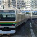 湘南新宿ライン 特別快速高崎行 RIMG3991