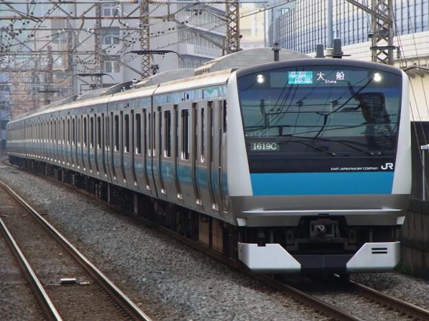 京浜東北線 普通大船行 RIMG3996