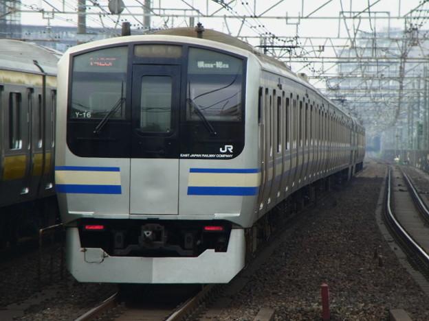 総武・横須賀線 普通逗子行 RIMG4019