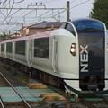 Photos: 総武本線 特急成田エクスプレス新宿行 RIMG4051