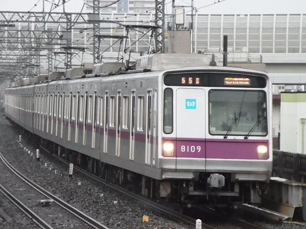 東武伊勢崎線 急行南栗橋行 RIMG5261