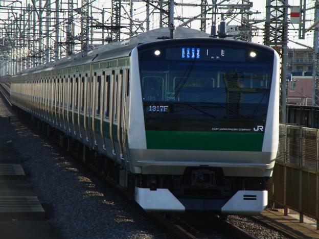 埼京線 快速川越行 RIMG5278